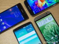LG G3 fata in fata cu Samsung Galaxy S5, HTC One M8, Sony Xperia Z2. Tabel comparativ