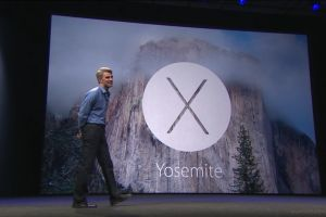 Apple a prezentat Mac OS X Yosemite la conferinta developerilor
