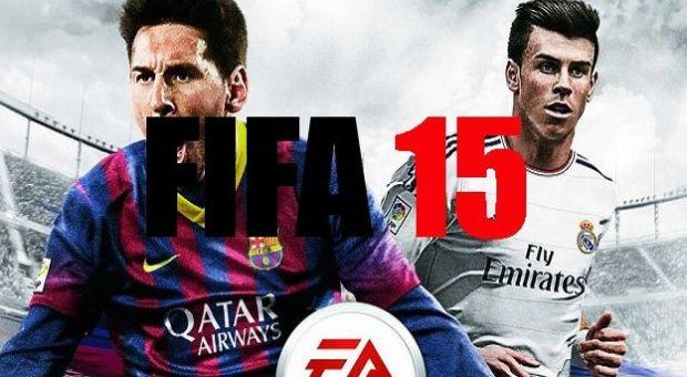 Asa va arata FIFA 15, unul dintre cele mai tari jocuri de fotbal. VIDEO