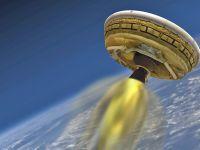 NASA a testat o farfurie zburatoare. Misiunea a avut o problema importanta