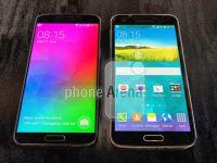 Samsung Galaxy F a aparut in noi imagini. Cum va fi telefonul de lux pregatit de sud-coreeni