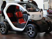 iLikeIT. George Buhnici a testat masina cu care poti sa iti faci cumparaturile la mall
