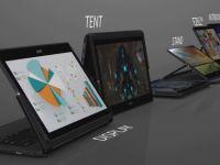 Acer anunta convertibilul Aspire R13 cu Active Pen. VIDEO