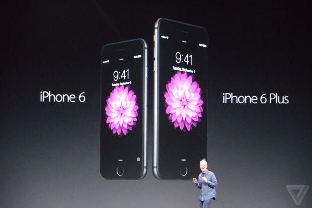 iPhone 6, pret si specificatii. Apple a lansat DOUA telefoane si ceasul Watch. LANSAREA LIVE TEXT