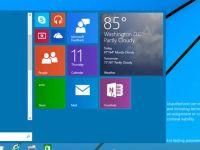 Windows 9. Doua noi filmulete cu viitorul sistem de operare au aparut pe Internet