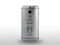 HTC lanseaza un One (M8) special pentru fanii Champions League