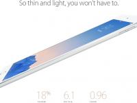 Apple anunta iPad Air 2, iPad mini 3. Prima e subtire si rapida, a doua e aproape identica cu iPad mini 2