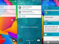 Samsung Galaxy S5 cu Android 5.0 Lollipop! Cum va arata noul sistem de operare pe acest smartphone. VIDEO