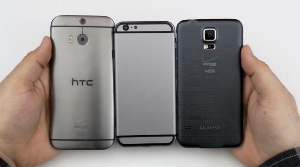 TOP 15 cele mai bune smartphone-uri din acest moment. Apple, Samsung si HTC au cate 2 in primele 10