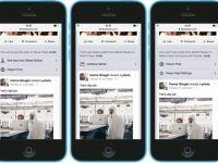 Facebook ii ofera mai mult control utilizatorului in ceea ce priveste News Feedul