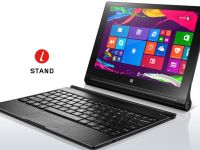 Lenovo YOGA Tablet 2 vine in Romania in variantele de 8 si 10 , cu Android si cu Windows