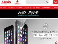 (P) Smartphone-uri si tablete, la reducere de pana la 70% de Black Friday. Preturi mici la iPhone 6 si iPhone 6 Plus