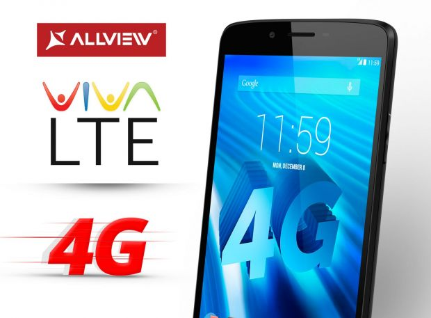 Allview lanseaza 3 tablete 4G in Romania