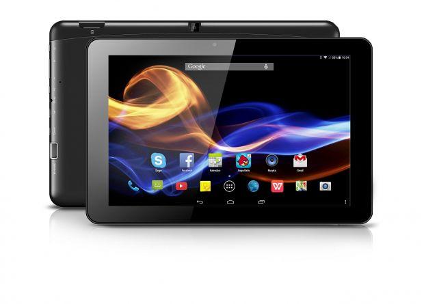 Goclever Insignia 1010M, o tableta accesibila, care vine cu 3G si Android KitKat