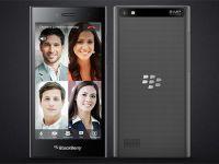 BlackBerry a anuntat Leap, un telefon cu ecran de 5 inch. Bateria tine 2 zile si are un design unic