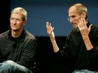 Momentul in care Steve Jobs i-a spus lui Tim Cook ca va fi noul CEO al Apple:  L-am intrebat, esti sigur?!