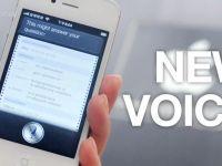 Siri isi schimba vocea. Cum se va auzi asistentul digital de acum incolo. VIDEO