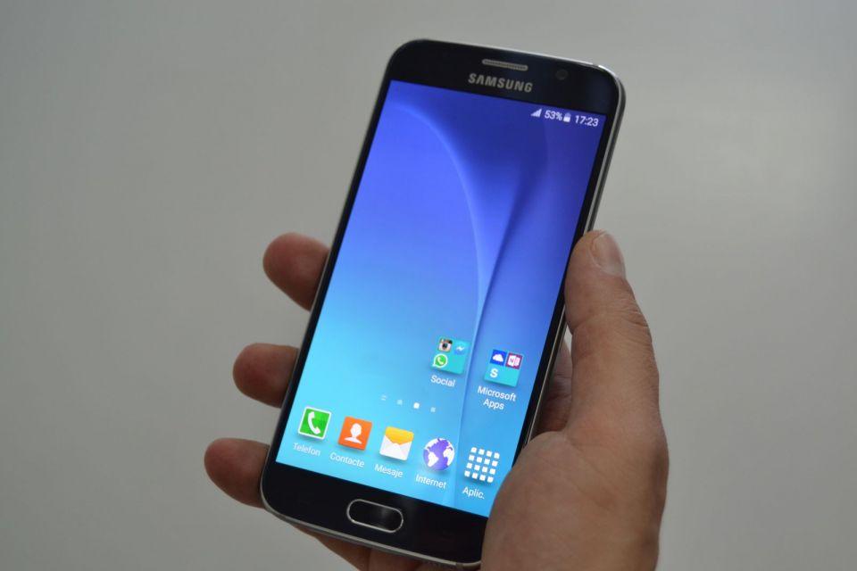 Review Samsung Galaxy S6 - ucigasul de iPhone?