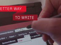 Aplicatia WRITEit de interpretare a scrisului de mana, disponibila in Romania pana la sfarsitul anului