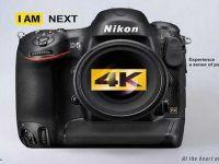 Urmatorul Nikon D5 ar putea veni cu ISO de pana la 102.400 si video 4K