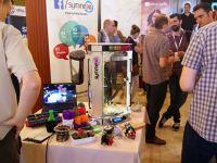 Romanul care a construit prima imprimanta 3D pe sistem delta din tara. bdquo;Ne batem cu birocratia
