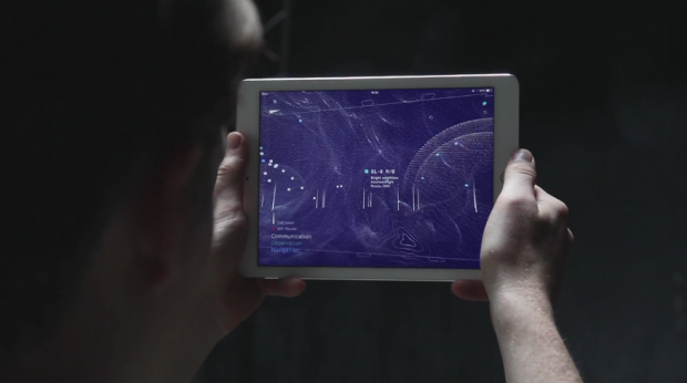 O aplicatie iti arata grafic retelele Wi-Fi din jur