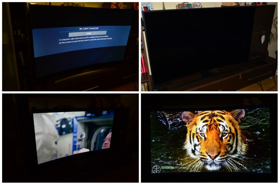 Review Samsung SUHD. Televizorul care aduce cinematograful in sufrageria ta