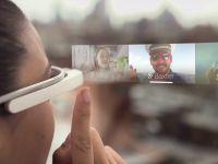 Google Glass ar putea veni intr-o varianta si mai SF