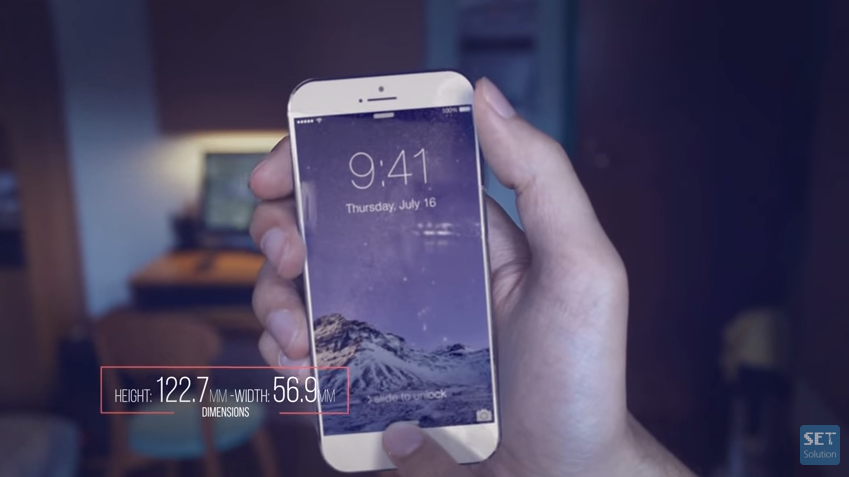 iPhone 7 Air, intr-un VIDEO concept spectaculos! Cum ar putea arata smartphone-ul Apple