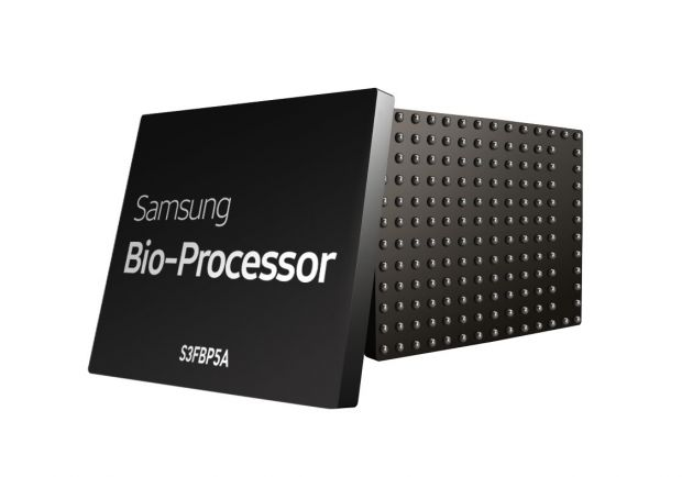 Samsung pregateste un cip all-in-one pentru monitorizarea sanatatii