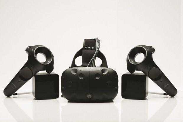HTC Vive remodeleaza imaginatia umana prin realitate virtuala