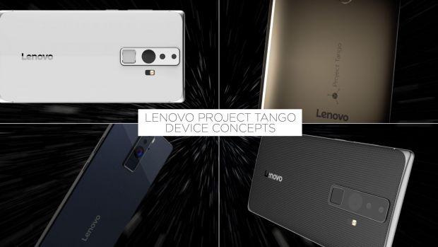 Lenovo si Google isi dau mana pentru crearea smartphone-ului Project Tango