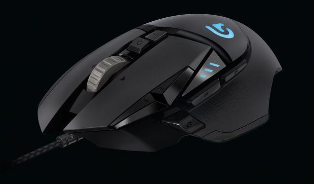 Logitech lanseaza noul mouse de gaming G502 Proteus Spectrum