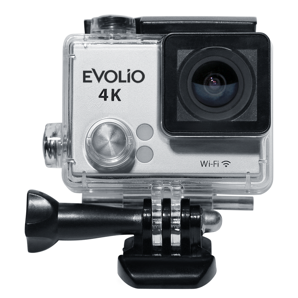 GoPro-ul romanesc de 350 de lei. Evolio lanseaza o camera video sport 4K
