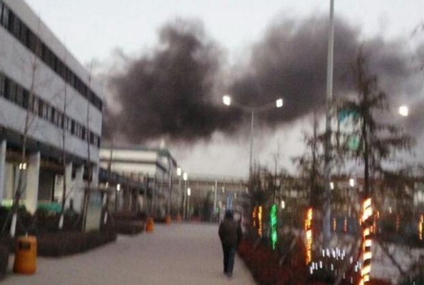 Incendiu la principala fabrica Apple! 70% dintre iPhone-uri sunt create aici