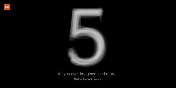 Xiaomi Mi 5 va fi prezentat pe 24 februarie la MWC de la Barcelona