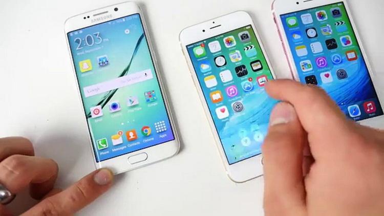 Record urias stabilit in 2015 pe piata smartphone-urilor! Diferenta scade in marele duel! Cine a castigat disputa dintre Samsung si Apple