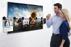 Samsung: Nu discutati probleme personale in fata smart TV-ului