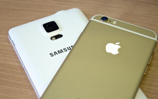 Samsung a avut 14% din profiturile din 2015, Apple e la mare distanta cu 91%! Cum e posibil ca cele doua companii sa aiba peste 100%