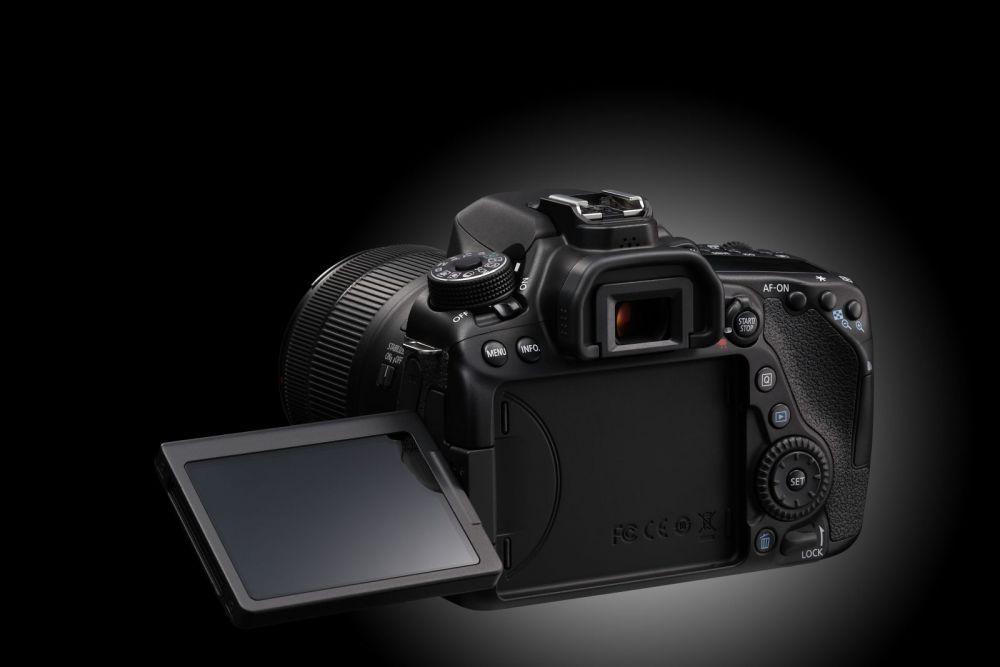 Canon lanseaza EOS 80D, PowerShot G7X Mark II si PowerShot SX720
