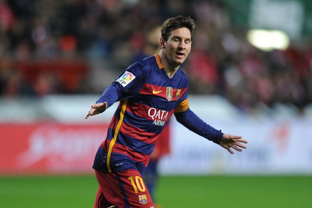 Recompensa EA Sports dupa performanta cu Gijon! Ce se va intampla cu Messi in FIFA 16