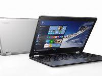 Lenovo prezinta noile sale tablete si laptopuri YOGA cu Windows 10