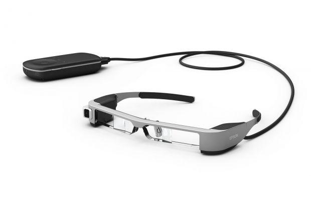Epson a prezentat Moverio BT-300 - cei mai usori ochelari inteligenti OLED din lume