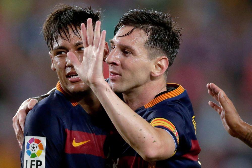 Ultimul gol marcat de Messi, filmat simultan de mii de oameni. Ce s-a intamplat in tribunele Camp Nou