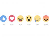 Adevarul din spatele noilor reactii de pe Facebook! De ce nu a aparut buton de DISLIKE