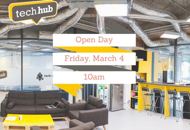 TechHub Bucuresti organizeaza  Ziua portilor deschise  pentru startup-uri tech si profesionisti din domeniu