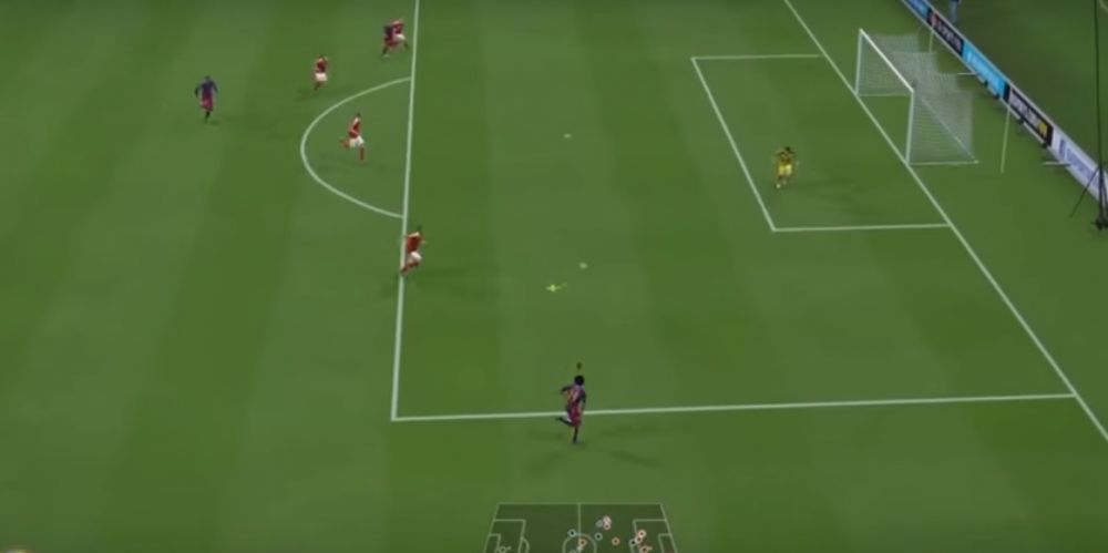Cele mai frumoase goluri marcate in ultima saptamana la FIFA 16