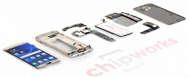 Au desfacut un Samsung Galaxy S7 edge! Ce au descoperit despre camera telefonului