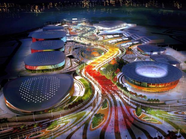 Jocurile Olimpice de la Rio vor fi filmate in 8K si VR