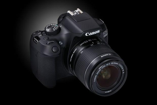 Canon lanseaza modelul EOS 1300D din gama pentru incepatori